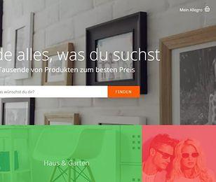 Ruszyło Allegro.de. Polski gigant e-handlu chce podbić Niemcy