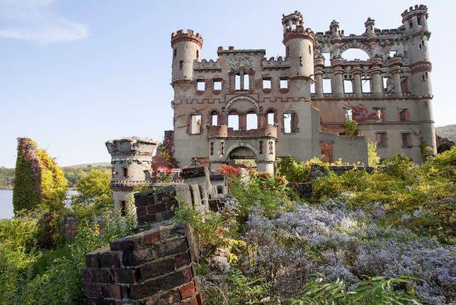 Miejsca opuszczone - Wyspa Pollepel, USA
