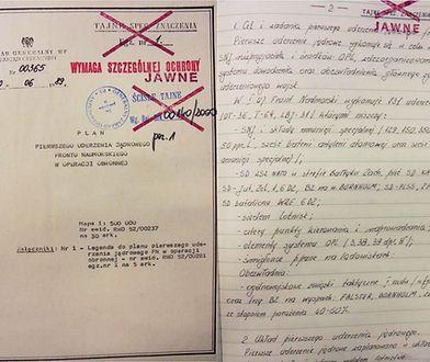 Plan nuklearnego ataku na Zachód PRL stworzył już po Okrągłym Stole i wyborach czerwcowych