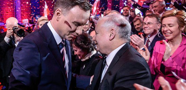 Andrzej Duda wciąż sojusznikiem Jarosława Kaczyńskiego?