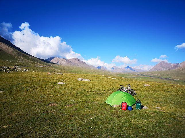 Kirgistan zachwyca dziką przyrodą