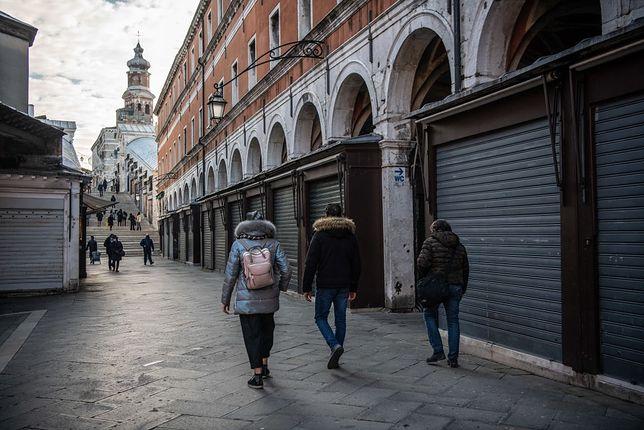 Wenecja, grudzień 2020 r.