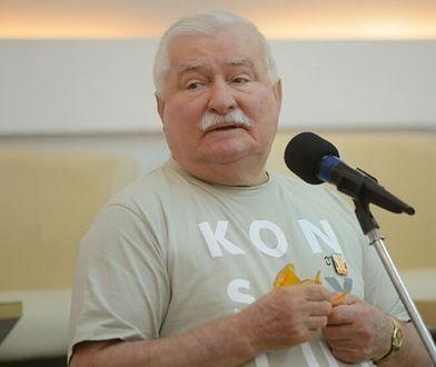 Spór Lecha Wałęsy i Piotra Dudy. Sądowy zakaz dla byłego prezydenta