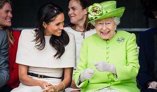 Meghan Markle zadzwoniła do królowej Elżbiety. O czym rozmawiały?