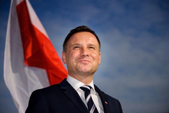 Andrzej Duda pojedzie w niedzielę 8 lipca na Ukrainę