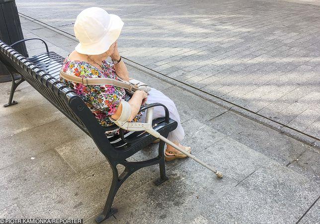 Z roku na rok rośnie liczba osób chorych na Alzheimera