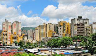 Wieża Dawida w Caracas - najwyższy slums na świecie
