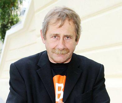 Andrzej Strzelecki ma raka płuc i oskrzeli
