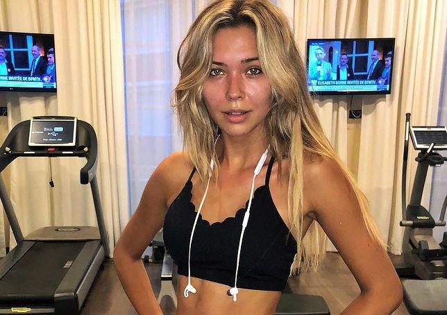 Sandra Kubicka na siłownię chodzi dwa razy dziennie.
