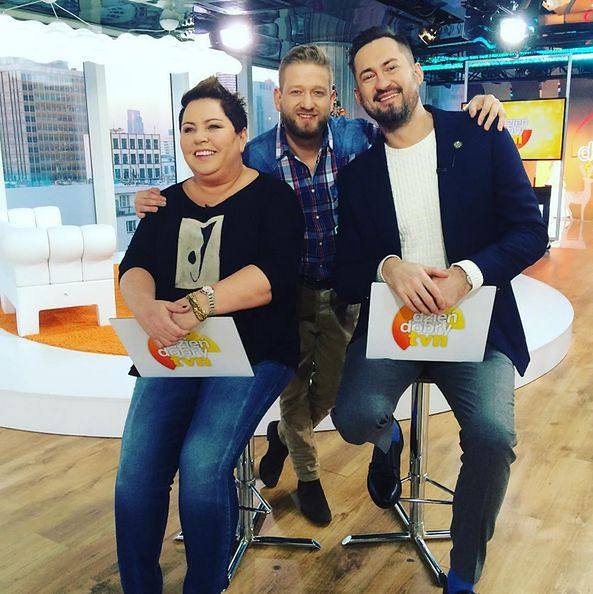 Wywiad z dziennikarzem TVN