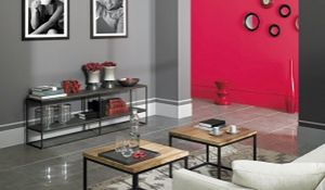 Szare ściany w salonie - eleganckie i ponadczasowe. Piękne zdjęcia salonów