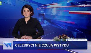 """Kolejny materiał """"Wiadomości"""" TVP. """"Nie czują wstydu"""""""