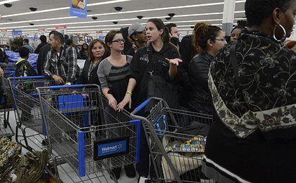 Pod koniec przyszłego tygodnia szturm na sklepy przypuści ponad połowa Amerykanów