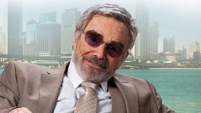 Burt Reynolds zmarł w szpitalu na Florydzie