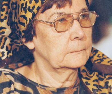 Michalina Wisłocka w życiowym negliżu