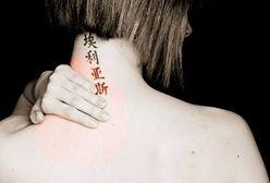 Tatuaże powodują raka?