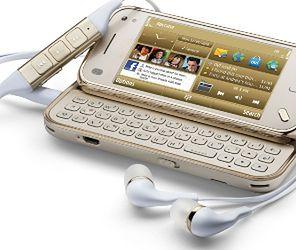 Nokia N97 mini Gold Edition: technologia na wagę złota