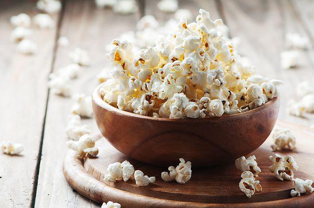 Popcorn zdrową, dietetyczną przekąską?