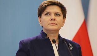 Euro w Polsce. Stanowcza odpowiedź premier Szydło