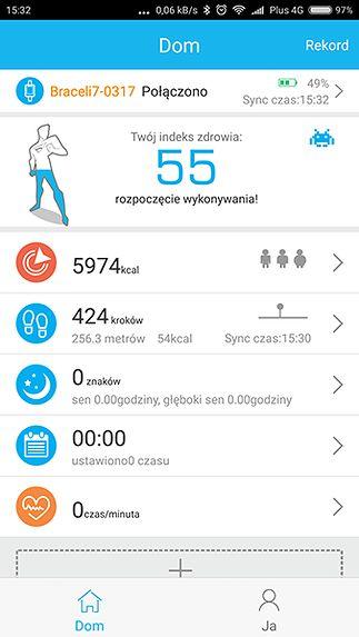 Zeroner Health - monitor