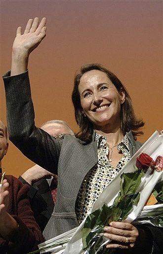 Royal kandydatką na prezydenta Francji