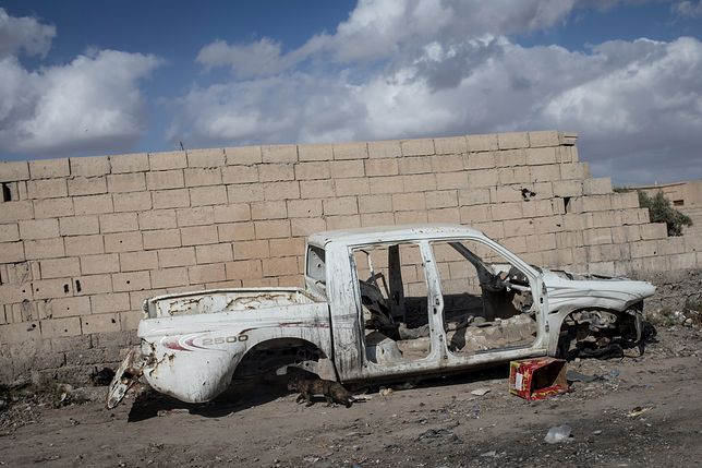 ISIS pokonane. Upadł ostatni bastion Państwa Islamskiego w Syrii