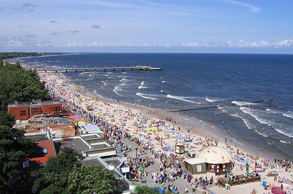 Naukowcy pomogą turystom wybrać termin urlopu nad polskim morzem