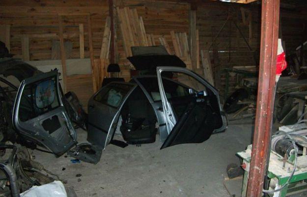 Policjanci rozbili grupę przestępczą z Dolnego Śląska. Mężczyźni zajmowali się kradzieżami aut