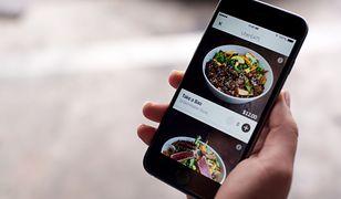 Aplikacje do zamawiania jedzenia z dowozem bardzo się w Polsce upowszechniły