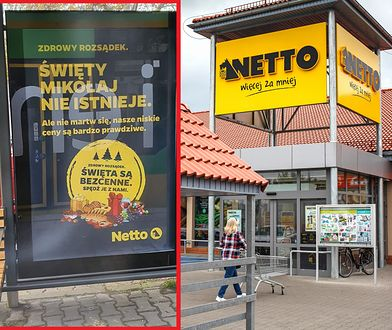 Netto zabrało głos na temat kontrowersyjnej kampanii reklamowej w polskich miastach