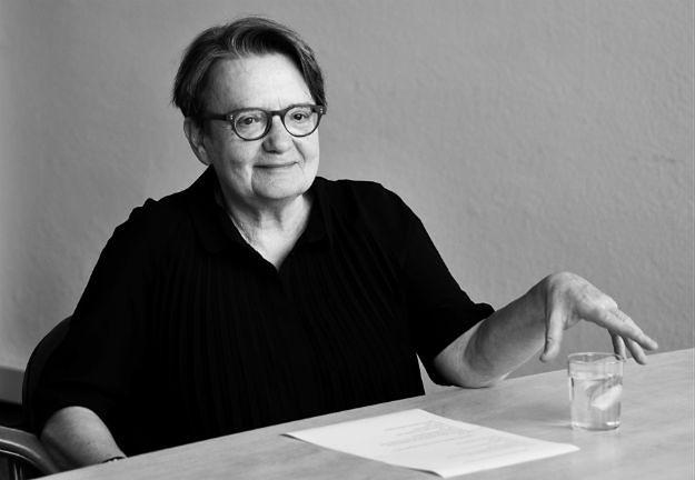 Agnieszka Holland: Europa nie może się zamknąć w reakcji na wojnę terrorystów