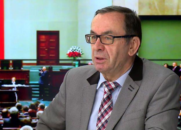 Profesor Kazimierz Kik: Czyje interesy realizuje PO? Niczyje