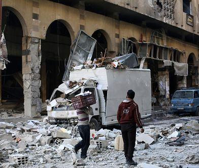 Wojna domowa w Syrii trwa od 2011 r.