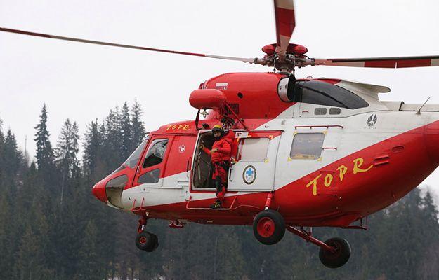 Dwóch turystów utknęło w Tatrach. Zakończono akcję ratunkową