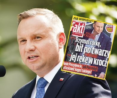 Andrzej Duda uważa, że niemiecki kapitał znowu ingeruje w polskie wybory