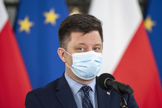 Wybory kopertowe. Szef KPRM Michał Dworczyk: Nasze działania były zgodne z prawem