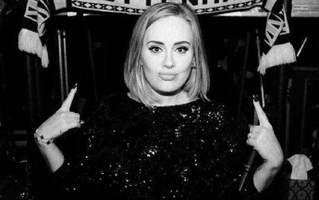 Adele wraca do grania koncertów? Wokalistka zamieściła intrygujące zdjęcie