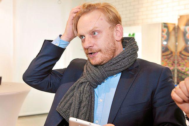 Bartosz Żukowski w 2015 roku