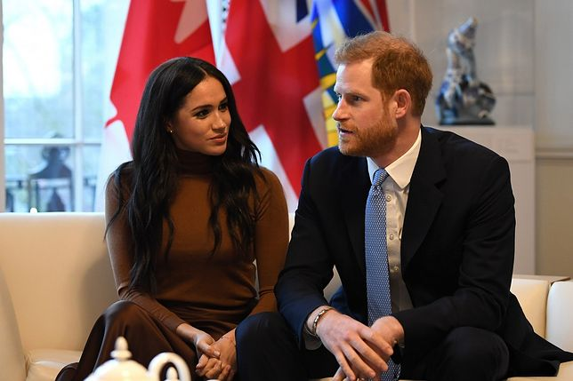 Książę Harry opowiedział o nietolerancji z jaką spotkała się Meghan