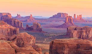 Największą popularnością cieszy się tzw. Południowa Krawędź Wielkiego Kanionu