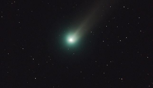 Naukowcy odkryli kometę z alkoholu i cukru. Życie mogło przylecieć na Ziemię z kosmosu