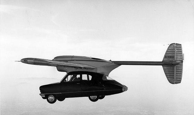 ConvAirCar Model 118 - samolot i samochód w jednym