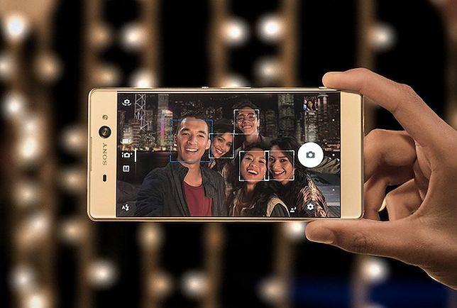 Sony Xperia XA Ultra - stabilizowane 16 Mpix do zdjęć selfie, ponad 21 MPix aparatu głównego