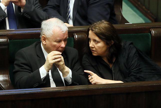 Lichocka poinformowała, że projekt ustawy, zakładający dekoncentrację mediów, jest gotowy
