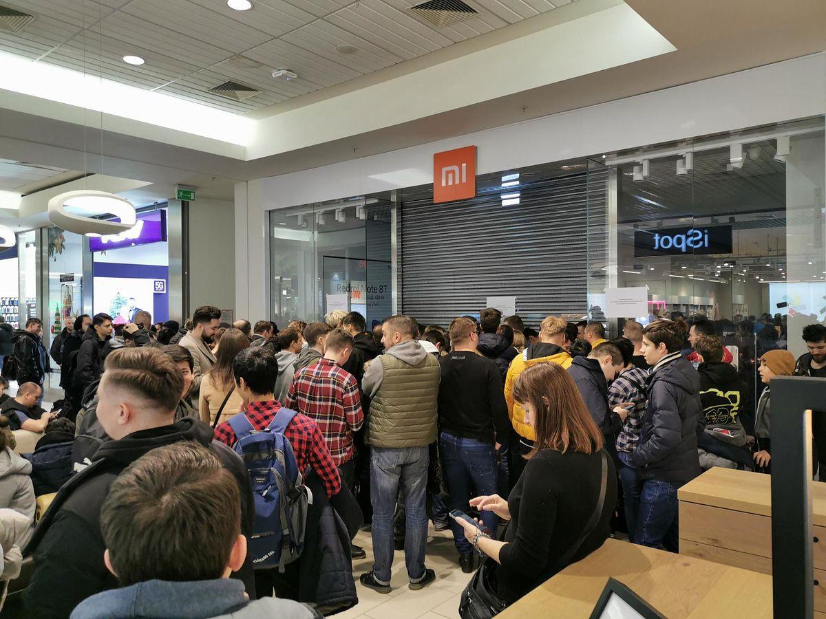Warszawa. Xiaomi nie udało się otworzyć sklepu w Galerii Mokotów. Mamy oświadczenie firmy