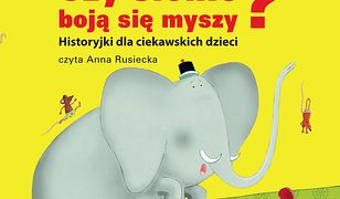 Czy słonie boją się myszy - CD. Historyjki dla ciekawskich dzieci