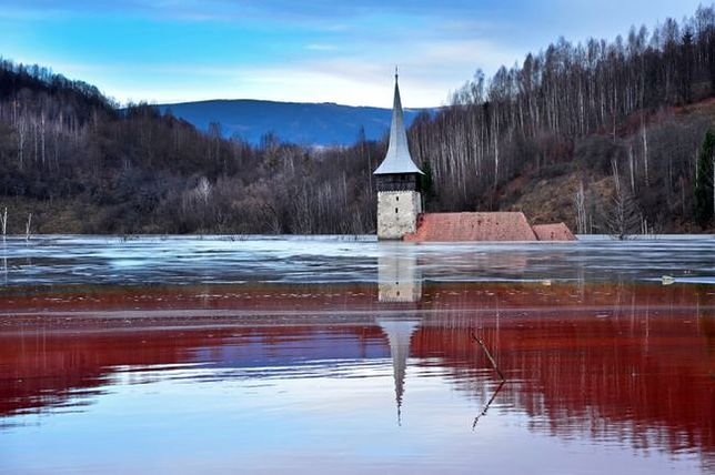 Miejsce, którego nie ma na mapach - Geamana, Rumunia