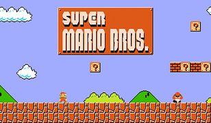 """Uchował się zafoliowany egzemplarz """"Super Mario Bros"""". Poszedł na aukcji za fortunę"""
