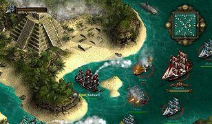 """Kadr z gry """"Seafight Piraci"""""""