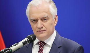 Gowin się poskarżył. Prof. Maksymowicz skomentował słowa wicepremiera